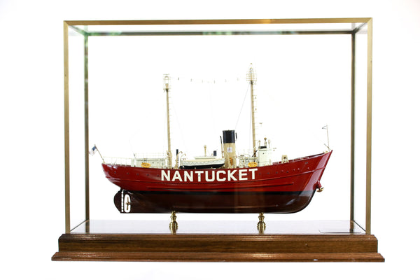 "Coast Guard LIghtship ""Nantucket"" LV-112"