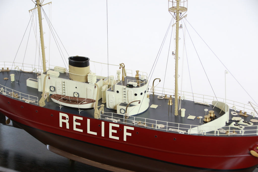 "Lightship ""Relief"" of Oakland, California"