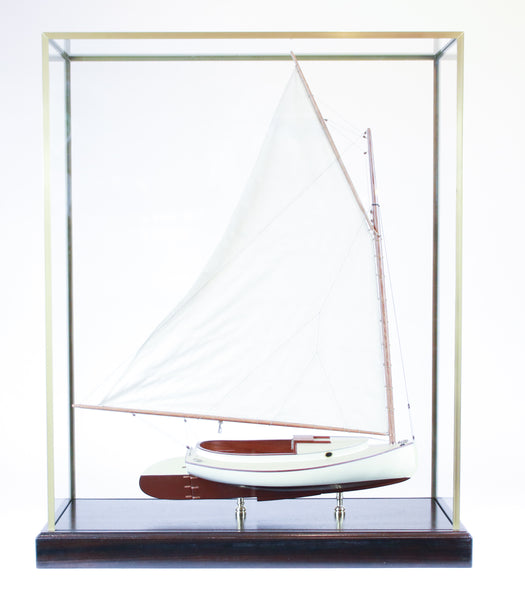 Crosby Catboat Model