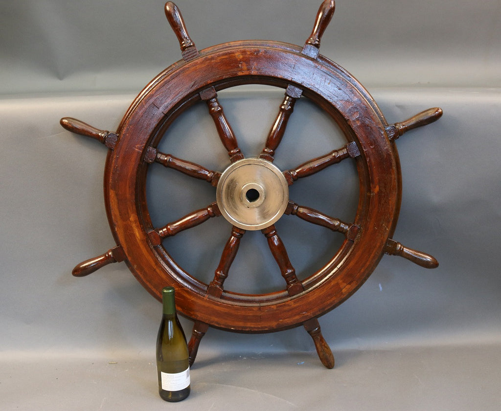 8-Spoke Ship's Wheel