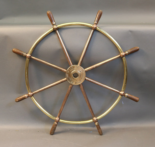 Authentic Brass Wheel