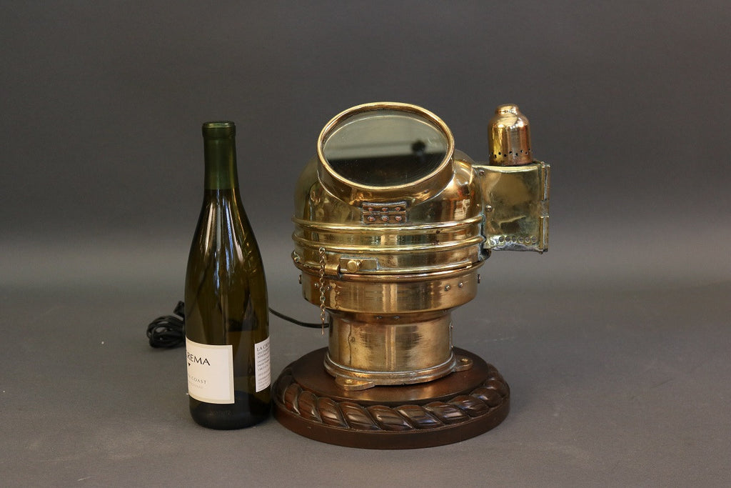 Antique Lifeboat Binnacle