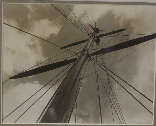 May 1930 Original Press Photo of Enterprise