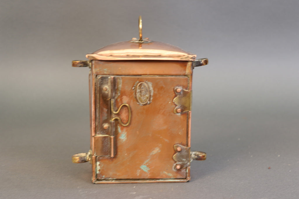 Copper Masthead Lantern, Dutch