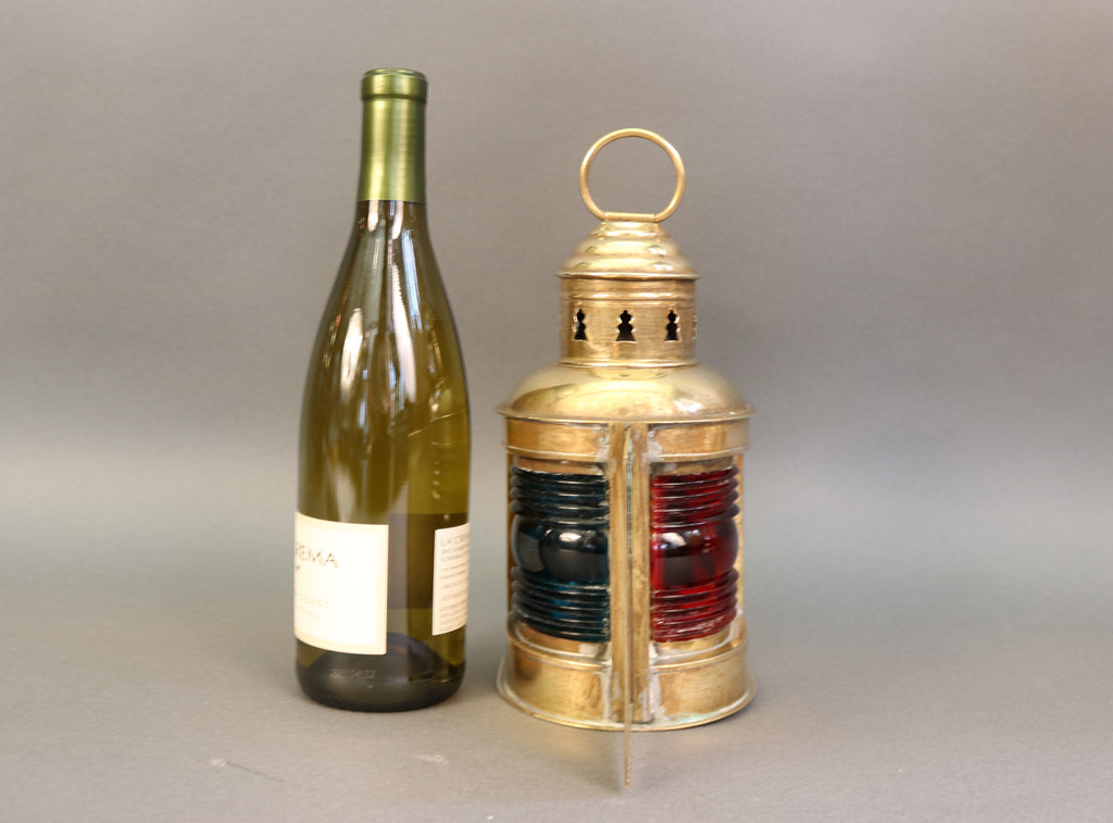Antique Port & Starboard Lantern