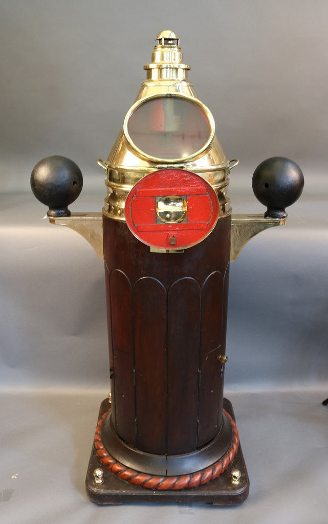 Mid 19th-Century Binnacle