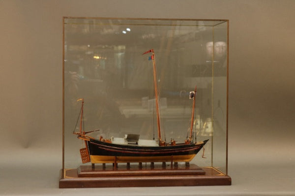 Chinese Trading Vessel Ship Model