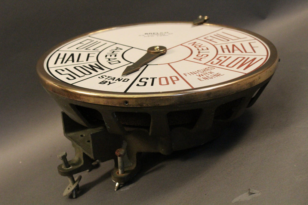 Brelco Engine Order Telegraph
