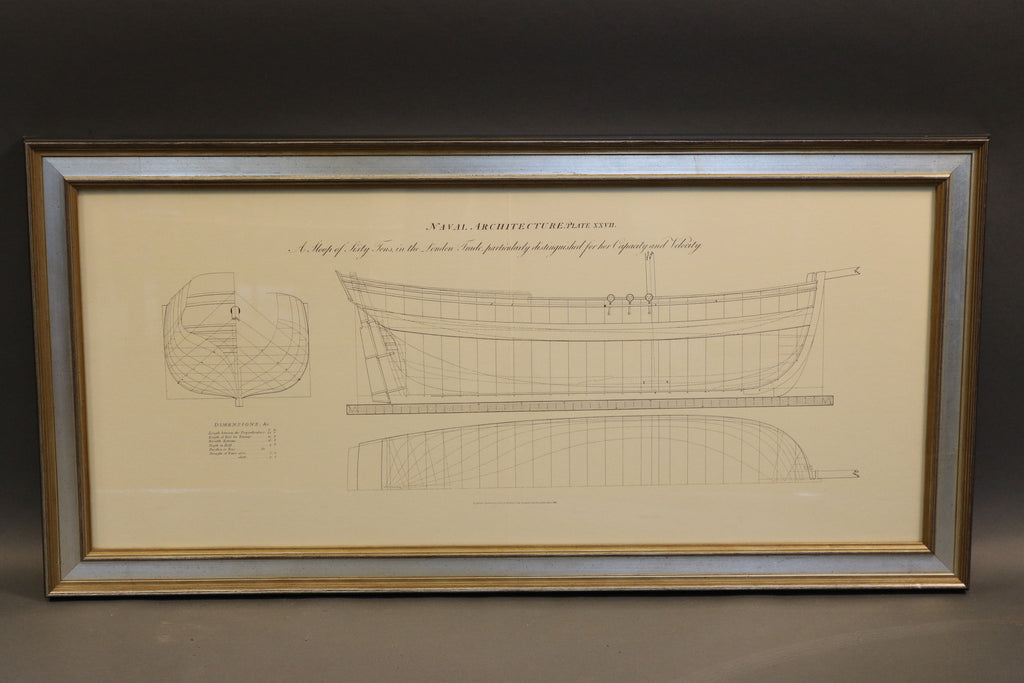 Naval Architecture Plate