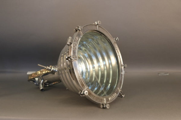 Large Aluminum Cowl Floodlight