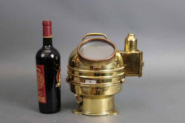 Fine Brass Boat Binnacle