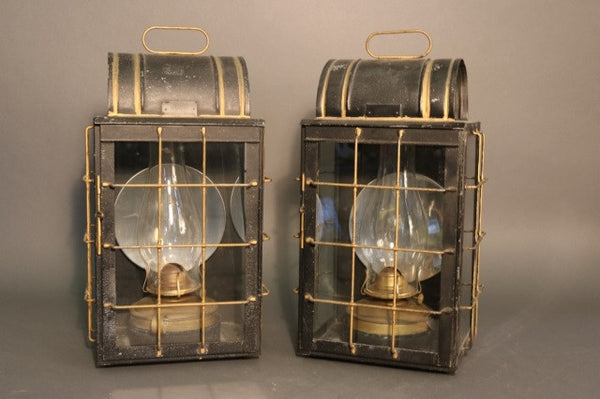 Perko Ship's Cabin Lanterns