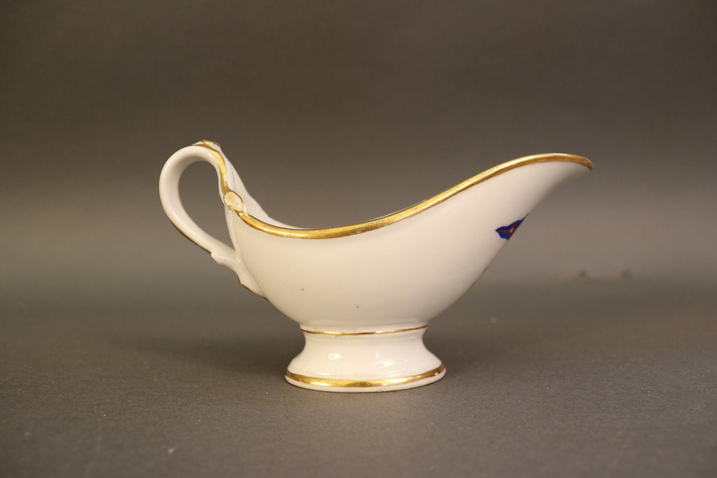 New York Yacht Club Gravy Boat