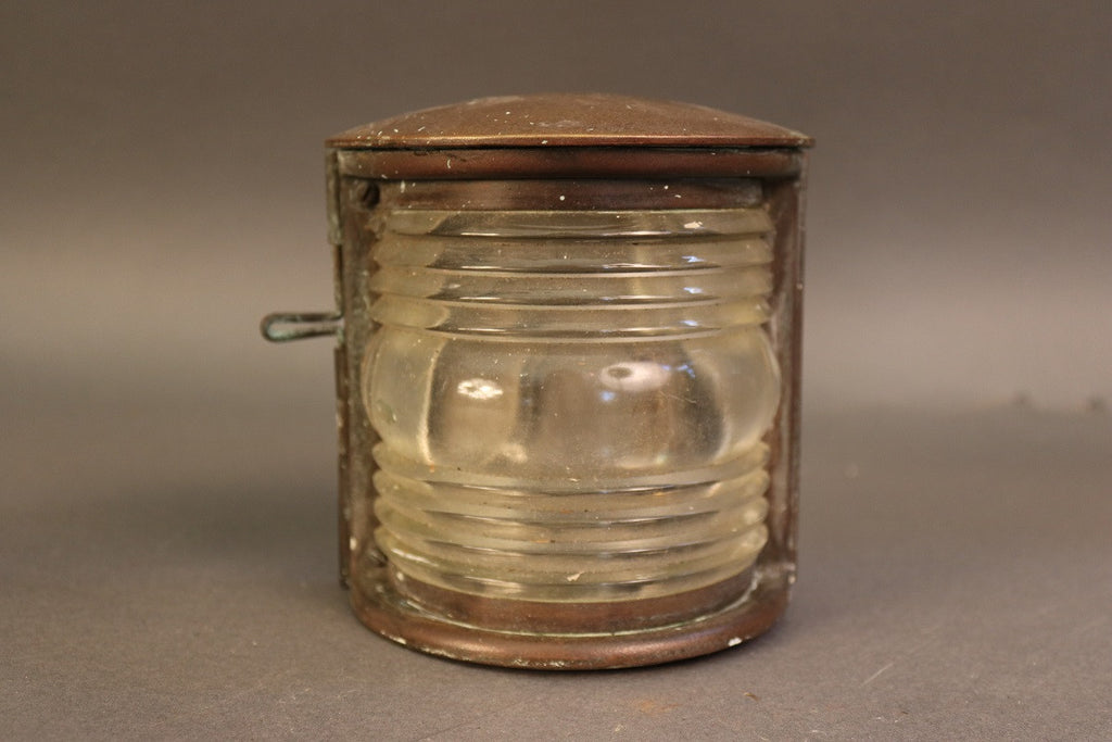 Brass Bow Lantern, Heavy