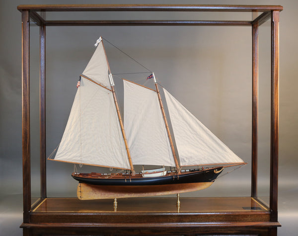 "Model of the Schooner Yacht ""America"", 4-Foot"