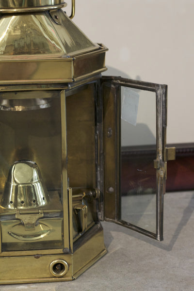 Authentic Bulpit Cabin Lantern