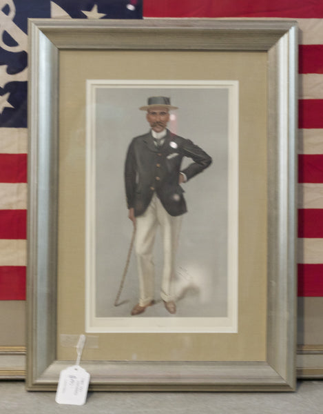"Original Vanity Fair Print, ""Harvy"""