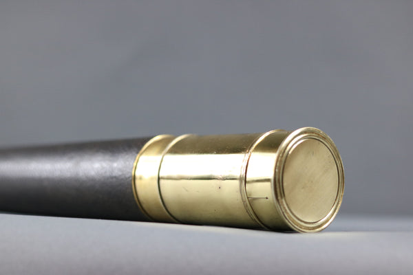 19th century spyglass | French