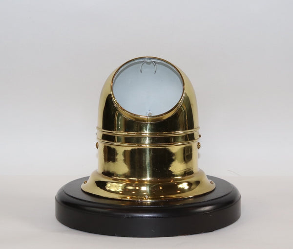 Solid Brass Boat Binnacle Compass