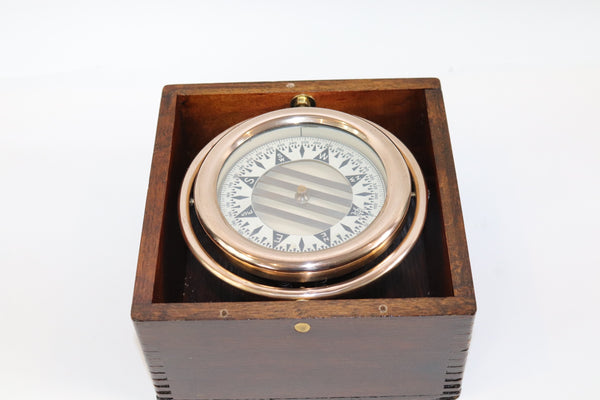 Wilcox Crittenden Gimbaled Boat Compass