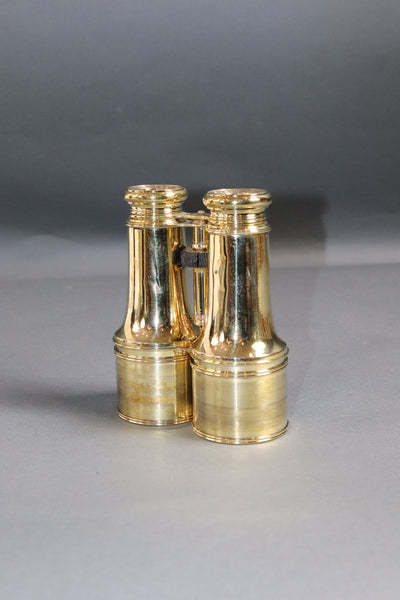 French Made brass Yachting Binoculars