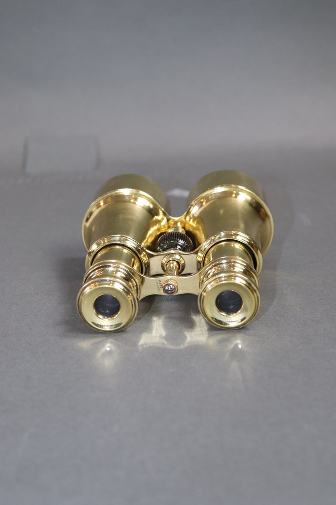 Solid Brass Yachting and Field Binoculars