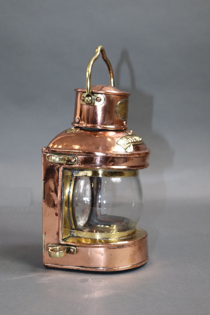Ships Copper English Ships Lantern