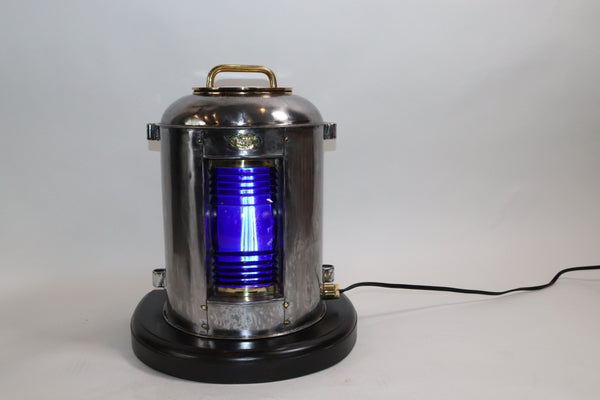 World War Two Convoy Lantern by Perko