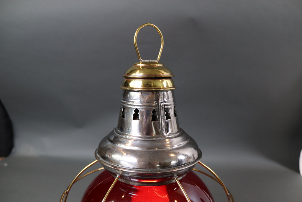 Perko Red Onion Ships Lantern