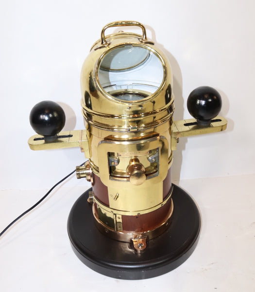 British Royal Navy Submarine Binnacle