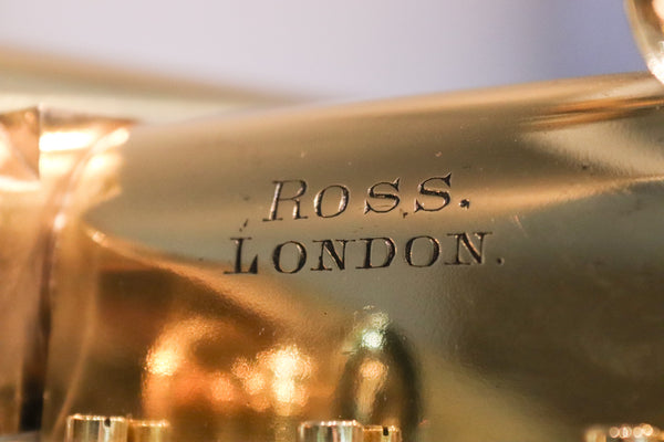 Brass Telescope | Ross of London