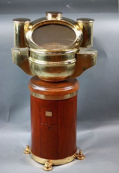 Late 19th Century Binnacle | Pascall Atkey