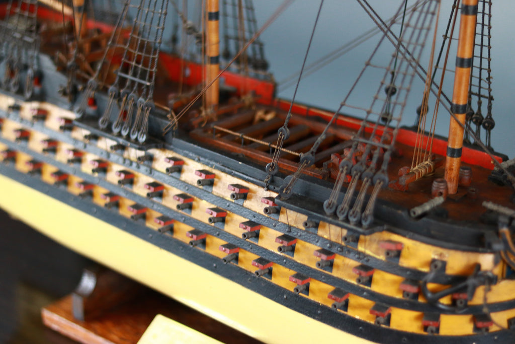 HMS Victory | Lord Nelson | 1765