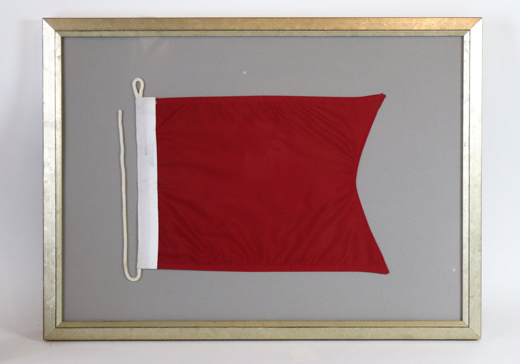 "Nautical Signal Flag ""B"""