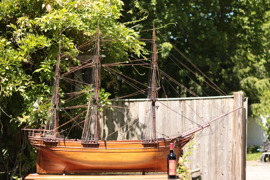 Jeanne of Bordeaux | French Barque