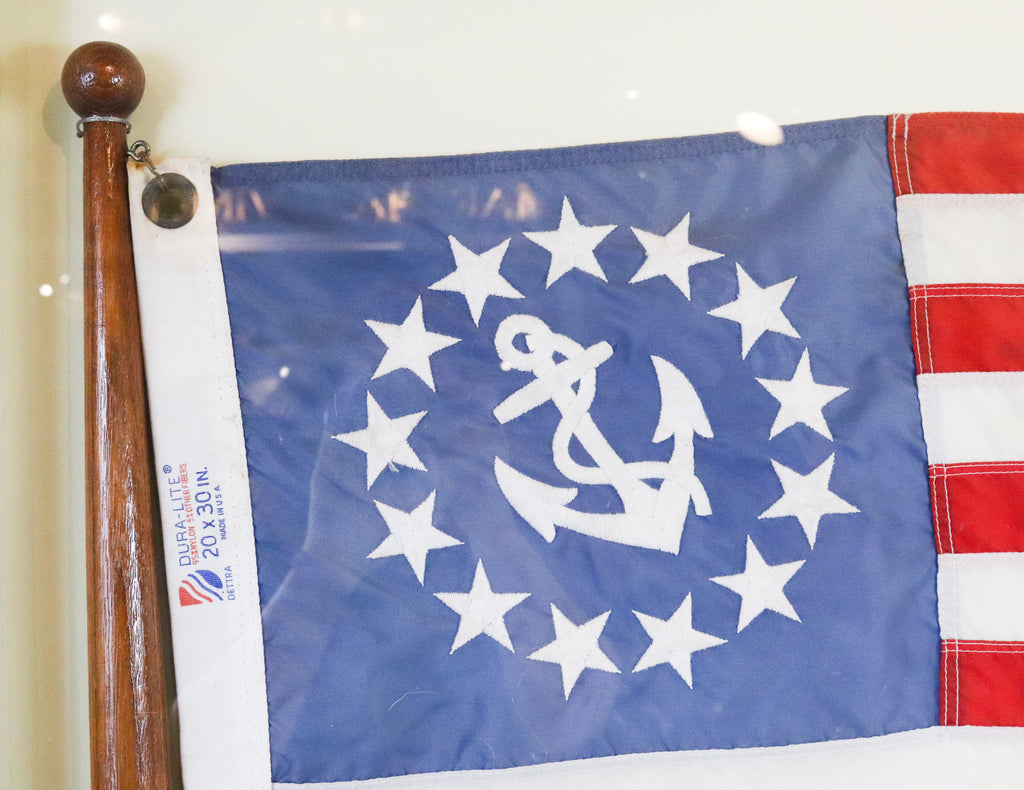 Nautical Yacht Ensign