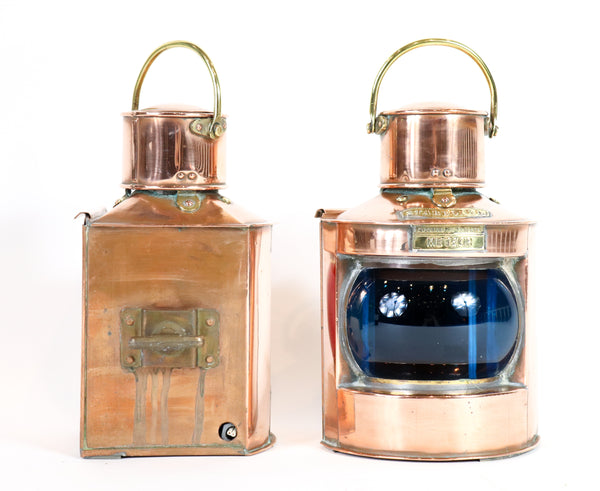 Pair of Port and Starboard Lanterns
