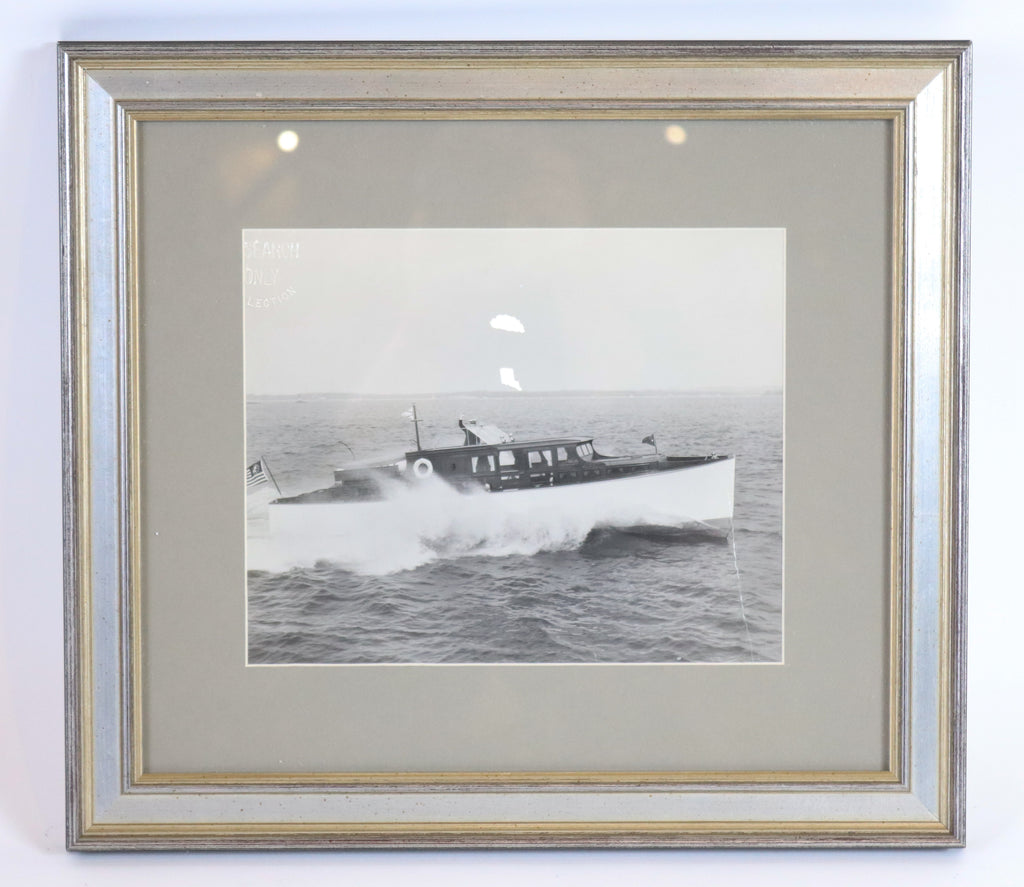 Photograph by Rosenfeld of Avocette III