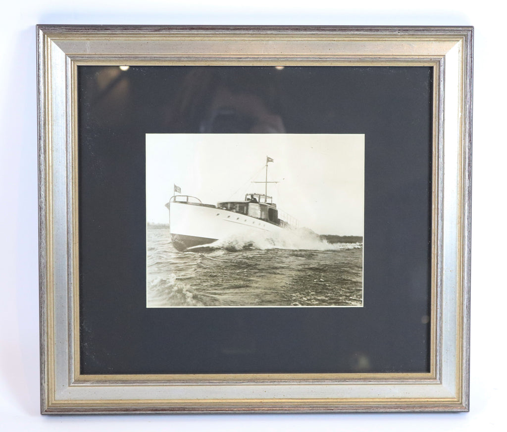 "Original Press Photo of Otto Kahn's ""Ohetka II"""