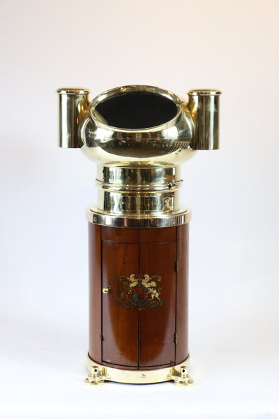 Fine Yacht Binnacle by John Bliss