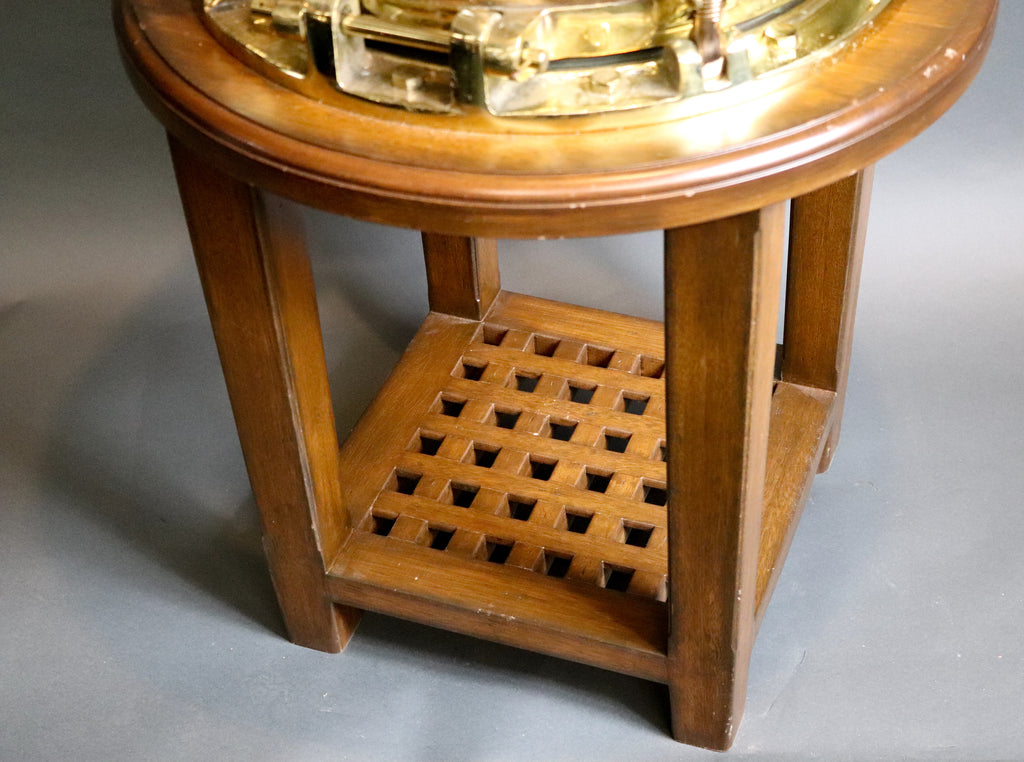 Porthole Table