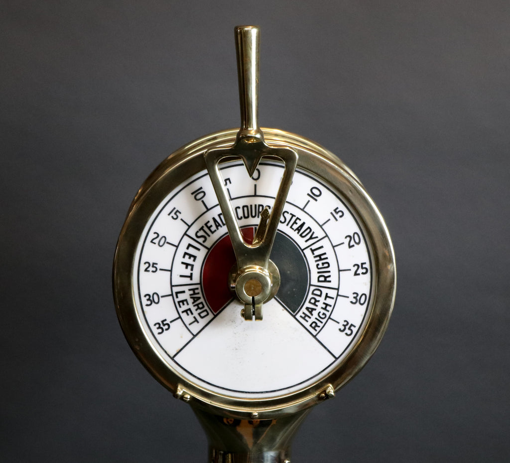 Authentic Engine Order Telegraph