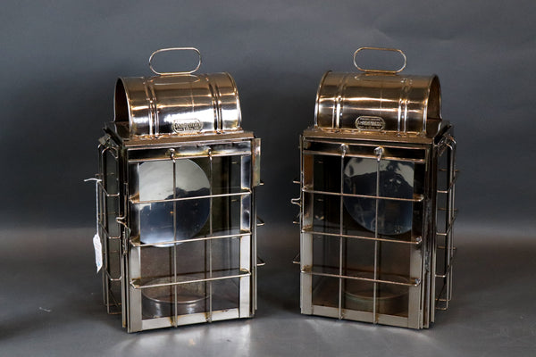 Pair of Lanterns by A. Ward Hendrickson