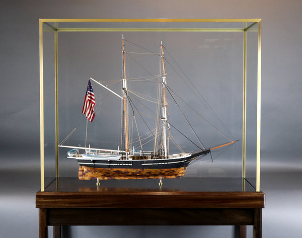 """Model Ships The Best Vintage Wooden Sailboat Model 16"""" Long X 16"""" Tall Antiques"""