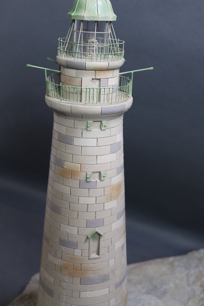 Minots Light Lighthouse Model