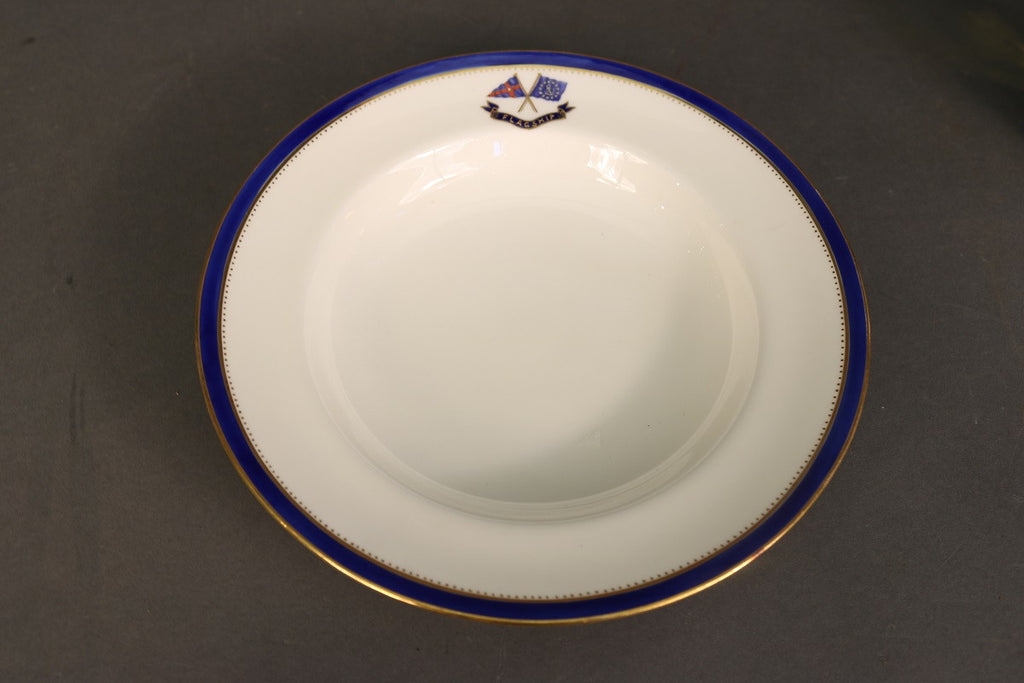 Consomme Dish | Minton | J.P. Morgan's Personal Dinnerware | 1890