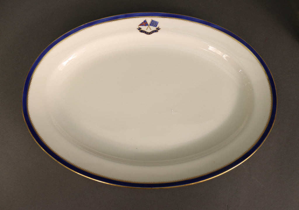 Serving Platter | Minton | New York Yacht Club
