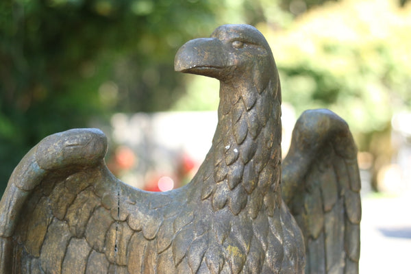 Carved | Giltwood Eagle