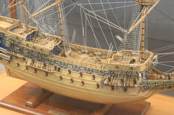 "Ship Model of ""Sovereign of the Seas"""