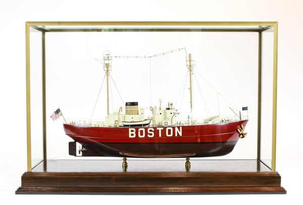 Lightship Boston Model